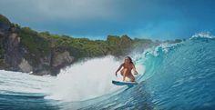 """Un nuovo episodio di """"Just Passing Through"""" in puro stile gypsy. Le Reef AmbassadorsTia Blanco, Paige Maddison, e Brinkley Daviesviaggiano versoBali, terra ricca di cultura, barriere…"""