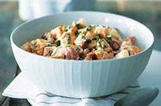 Creamy+Skillet+Potatoes+recipe