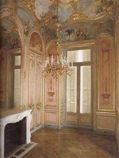 Palacio de Linares de Madrid - Sala Bouboir
