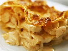 Meeresfrüchte-Lasagne ist ein Rezept mit frischen Zutaten aus der Kategorie Garnelen. Probieren Sie dieses und weitere Rezepte von EAT SMARTER!