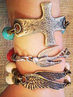 Kelly's Pick: Lenny & Eva bracelets!