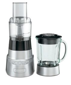 Enter to win a Cuisinart SmartPower Deluxe Duet Blender-Food Processor in RecipeLion's latest giveaway contest!