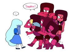 sapphire and rubies by EFDh on DeviantArt