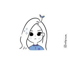 Cute Cartoon Characters, Cartoon Art Styles, Cute Art Styles, Kawaii Drawings, Cute Drawings, Chibi Style, Cute Sketches, Illustration Art Drawing, Cute Doodles