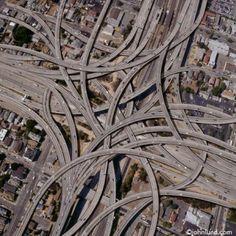 High Five Interchange | Dallas, Texas
