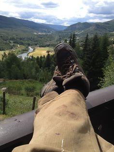 Husmannplassen Heimdal i Ål Norway, Hiking Boots, Villa, Men, Cold, Walking Boots, Villas, Mansions
