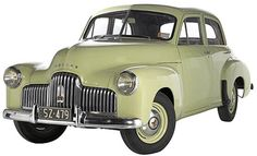 Holden es una fábrica australiana de automóviles, surgida en 1931 de la fusión de la General Motors Australia y la Holden's Motor Body Builders Ltd. Esta ú