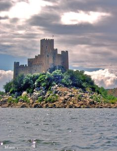 Almourol castelo