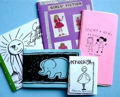 MAKE How to: Zine-Making for Kids