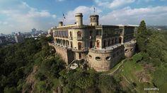 30. Castillo de Chapultepec, Ciudad de México. Es el único Castillo Real en América. #CiudadDeMéxico