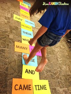 Sight Words: 5 Ways to Engage with Sight Words in the Classroom