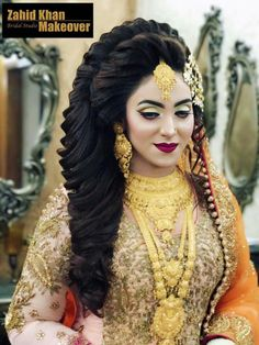 Gold Jewelry For Sale Bengali Bridal Makeup, Bridal Makeup Looks, Indian Bridal Fashion, Bridal Looks, Bridal Beauty, Bridal Jewellery Inspiration, Bridal Jewelry, Bridal Necklace, Gold Jewelry For Sale