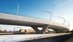 Fly-over Waarderpolder | Architecture Royal HaskoningDHV