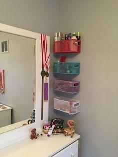 Inspiring DIY Small Bathroom Organization and Ideas
