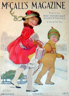 McCall's Magazine, 1915