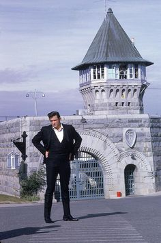 On Jan. 13, 1968, after two days of rehearsals in a Sacramento motel, Johnny Cash and June Carter, along with the Statler Brothers, Carl Perkins and the Tennessee Three, entered Folsom State Prison in Folsom, California. Cash held two concerts for the inmates, one in the morning and one in...