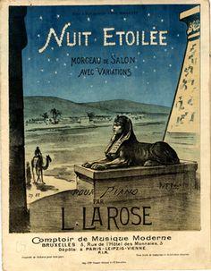 Nuit Etoilée, s.d. (ill.: ?); ref. 11793