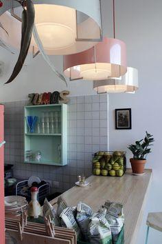café cometa in Barcelona