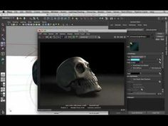 ▶ Basic Lighting in Maya [TUTORIAL] - YouTube