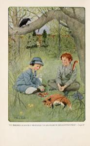 Frances Hodgson Burnett - The Secret Garden, edición de 1911