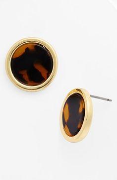 Nordstrom Disc Stud Earrings | Nordstrom