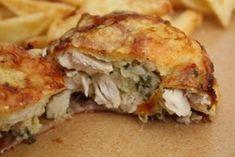 Muffin formában sült csirke - Szem-Szájnak