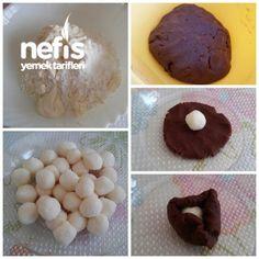 Muhteşem Browni Cocostar Kurabiye (Tam Ölçü) Brownies, Diy And Crafts, Cookies, Chocolate, Cake, Desserts, Food, Biscuits, Pie Cake