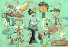 Aimar illustrated