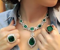 Beautiful Diamond Necklace For Women Accessories 06 Emerald Jewelry, Diamond Jewelry, Diamond Necklaces, Cleaning Silver Jewelry, Initial Pendant Necklace, Brighton Jewelry, Bracelets For Men, Beautiful Necklaces, Women Accessories