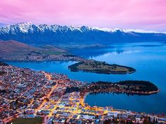 Queenstown, NZ