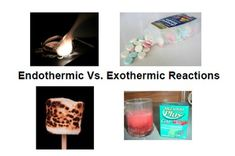 Endothermic vs. Exothermic Reactions Lab with Lesson Plan