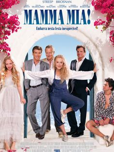 "Mamma Mia!  just a really good ""feel good"" movie!  can't help but be happy after watching it!!"