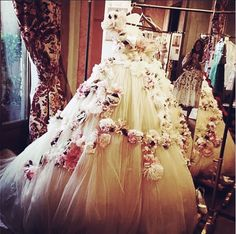 {fashion inspiration | runway: dolce & gabbana alta moda spring couture}