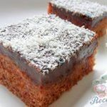 Good Food, Yummy Food, Czech Recipes, Easy Cake Recipes, Sweet Cakes, Fabulous Foods, Sour Cream, Cream Cream, Coco
