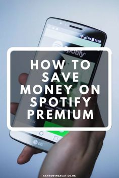 Can't Swing a Cat - How To Save Money On Spotify Premium Now It's No Longer 99p | Can't Swing a Cat