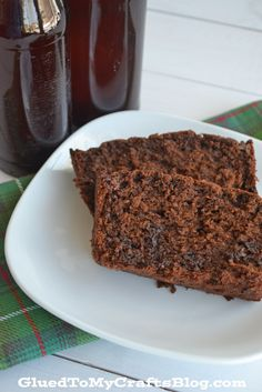 Chocolate Stout Beer Bread - Recipe