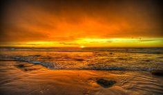 vivid sunset light the evening sky | Beautiful, amazing world | Pin ...