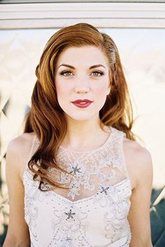 20 Gorgeous Wedding Makeup Ideas     StyleCaster