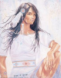 abstract native american paintings and art | Native American Paintings, Art Print, Poster, Native Americans Art ...