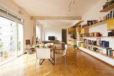 A aparência de queijo suíço é acidental - Casa Vogue   Apartamentos