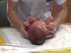 L'examen du nouveau-né