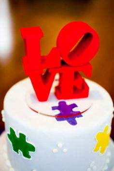 Pop Arty wedding ideas - some cool ideas!