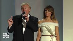 WATCH: President Donald Trump and First Lady Melania Trump dance at the Liberty Ball - YouTube