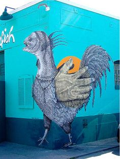 Arte urbano de ALEXIS DIAZ. #alexis_diaz http://www.widewalls.ch/artist/alexis-diaz/