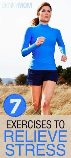 7 Exercises to Relieve Stress   Tummy Fitness