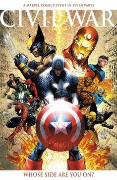 Comics, Comics Everywhere!
