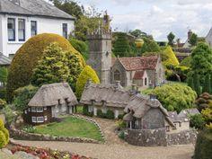 Amazing miniature village
