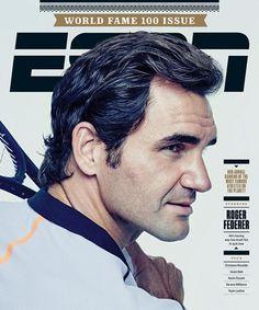 Roger Federer. ESPN, USA