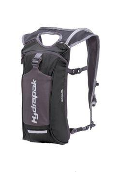 Hydrapak Soquel Hydration Pack, 2-Liter/70-Ounce, Black