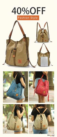 39917f4c4 17 Best Bags and purses images | Backpack online, Canvas handbags ...